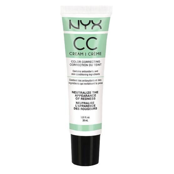 NYX Professional Makeup CC Cream - Green - Light/Medium