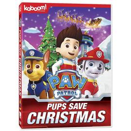 PAW Patrol: Pups Save Christmas - DVD