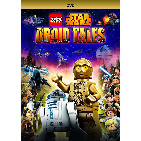 LEGO Star Wars: Droid Tales - DVD