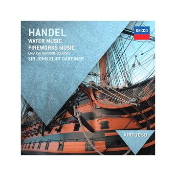 Sir John Eliot Gardiner - Handel: Water Music and Fireworks Music - CD
