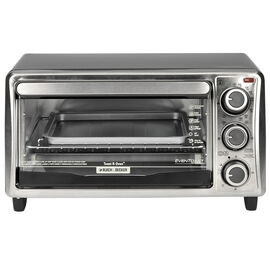Black & Decker 4 Eventoast Oven - TO1303SBC