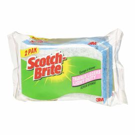 Scotch-Brite Light Duty Sponge - 2 Pack