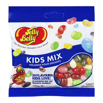 Jelly Belly - Kids Mix - 100g Bag