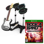 Xbox One Rock Band 4 - Band-In-A-Box Bundle