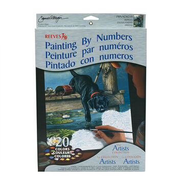 Reeves Paint by Numbers - Dog