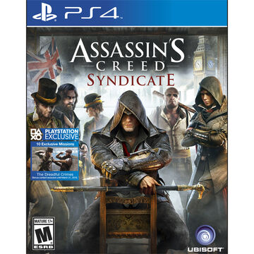 PS4: Assassin's Creed: Syndicate