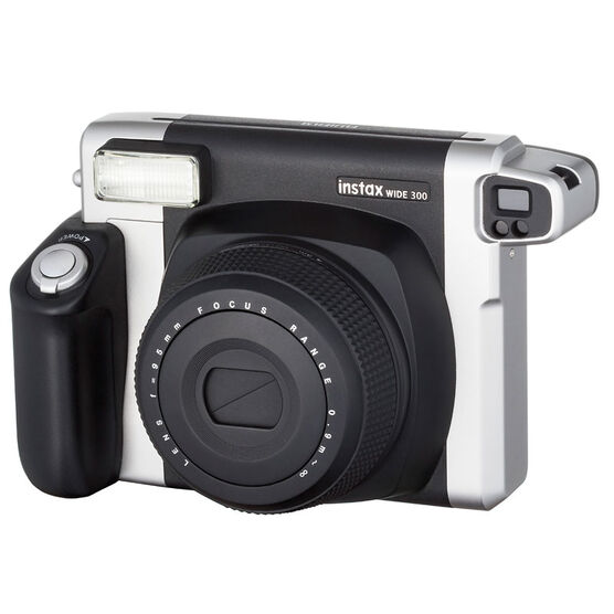 Fuji Instax WIDE 300 - 600015272 - Black/Silver