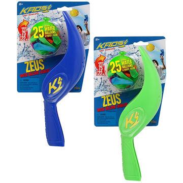 Kaos Zeus Water Balloon Launcher - Assorted