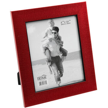 London Home Veins Frame - Red - 8x10in