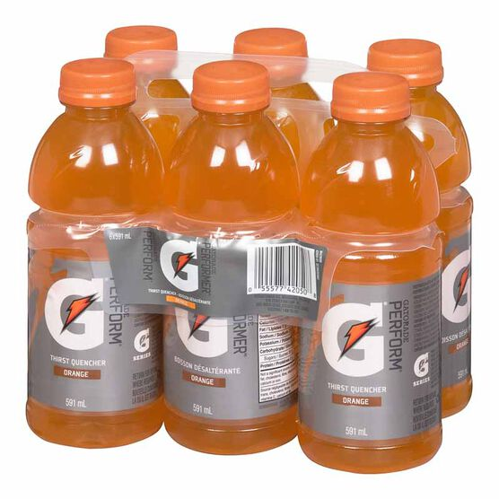 Gatorade Orange - 6x591ml