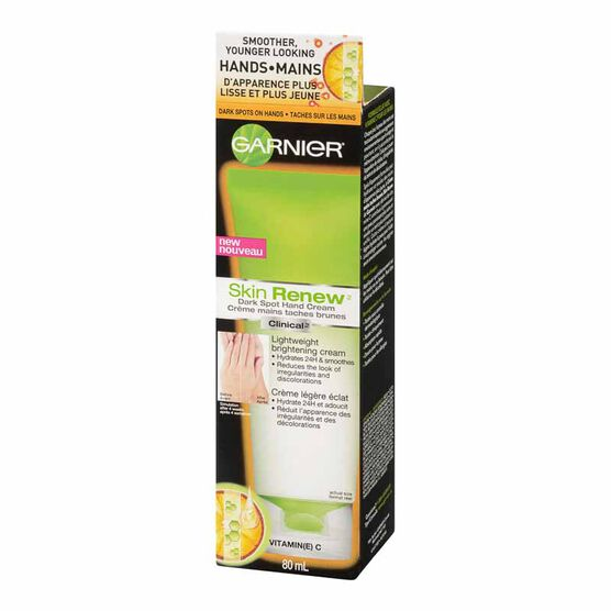 Garnier Skin Renew Dark Spot Hand Cream - 80ml