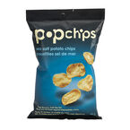 Popchips Popped Chip Snack - Original - 85g