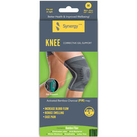 Synergy Knee Corrective Gel Support - Medium