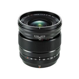 Fuji XF 16mm F1.4 R WR Lens - Black - 600015519