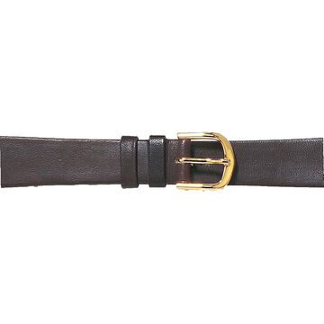 Timex Leather Watch Strap - Brown - 18mm - TX2280
