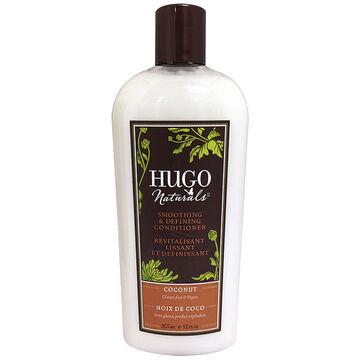 Hugo Naturals Smoothing & Defining Conditioner - Coconut - 355ml