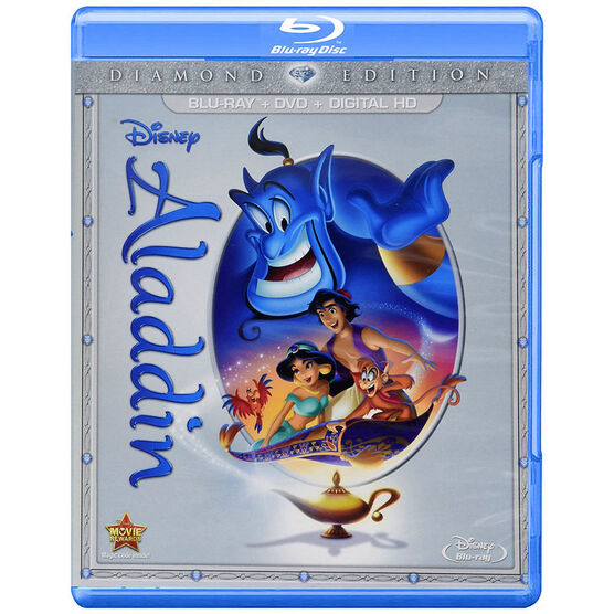 Aladdin - Diamond Edition - Blu-ray + DVD