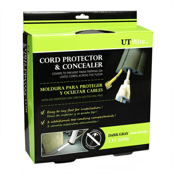 Utwire Floor Cord Protector - UTW-CP501-G