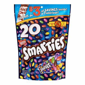 Nestle Smarties - 20 piece/200g