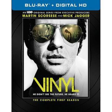 Vinyl: Season 1 - Blu-ray