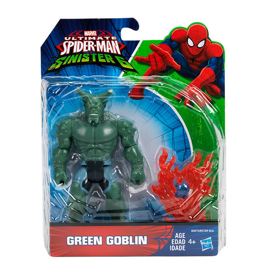 Marvel Ultimate Spider-Man Sinister 6 Figures - Assorted