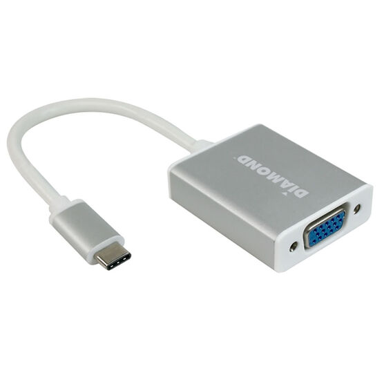 Diamond 3.1 USB Type-C To VGA 1080P Video Adapter - BVU31CV