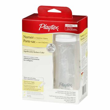 Playtex Premium Nurser - 2 pack
