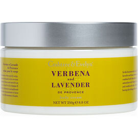 Crabtree & Evelyn Verbena and Lavender de Provence Body Cream - 200ml