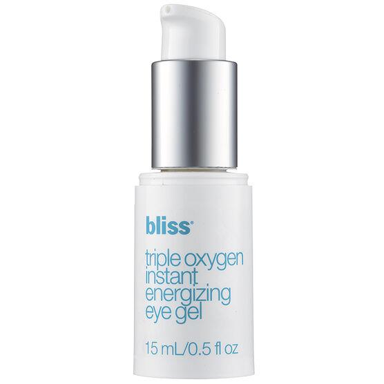 Bliss Triple Oxygen Instant Energizing Eye Gel - 15ml