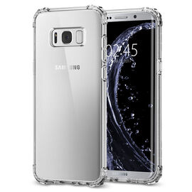 Spigen Crystal Shell Case for Samsung Galaxy S8 - Clear - SGP565CS20828