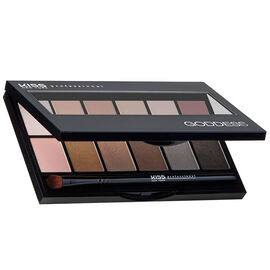 Kiss Pro Goddess Palette Eyeshadow
