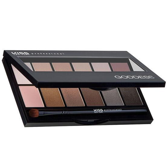 Kiss Pro Goddess Palette Eyeshadow- Demeter