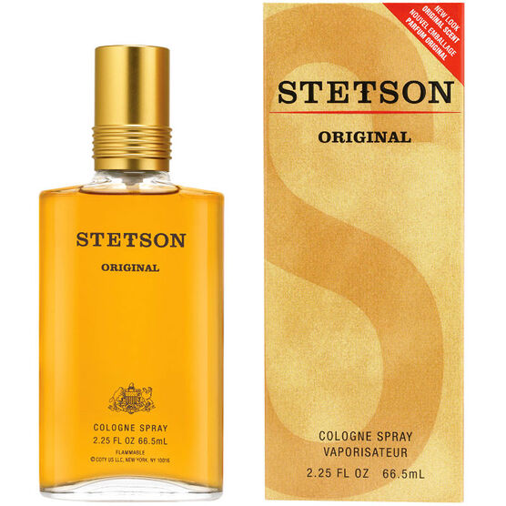 Stetson Original Cologne Spray - 66.5ml