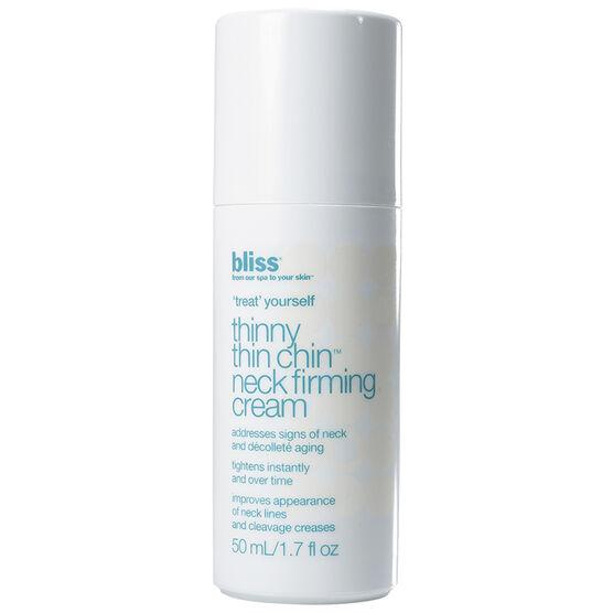 Bliss Thinny Thin Chin Neck Firming Cream - 50ml