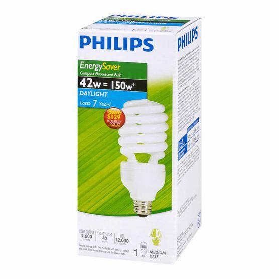 Philips 42W Twister Daylight CFL Light Bulb