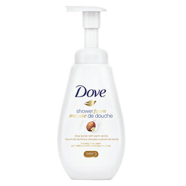 Dove Shower Foam Body Wash - Shea Butter with Warm Vanilla - 400ml