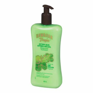 Hawaiian Tropic Lime Coolada After Sun Moisturizer - 480ml