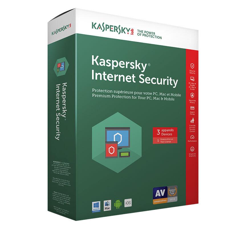 Kaspersky internet security portable 2017