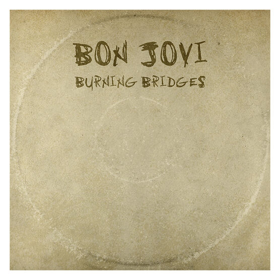 Bon Jovi - Burning Bridges - CD
