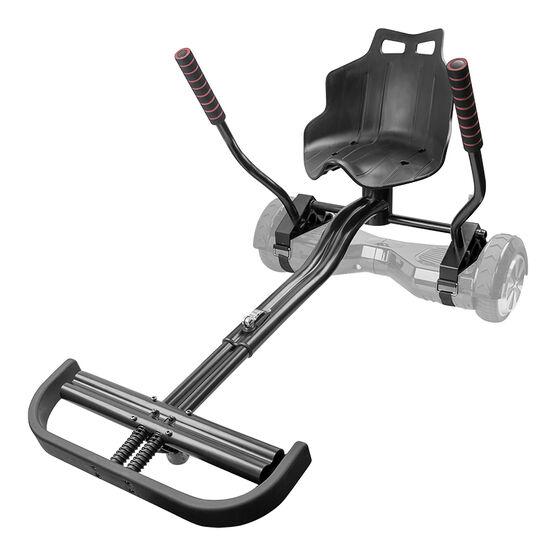 Balance Board London Drugs: Furo Go-Kart Hoverboard Seat - Black - FT12454