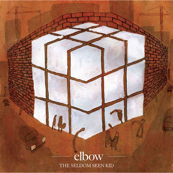 Elbow - The Seldom Seen Kid - Vinyl