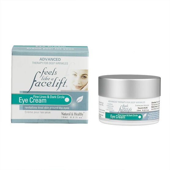 Feels Like a Face Lift Eye Cream - 15ml