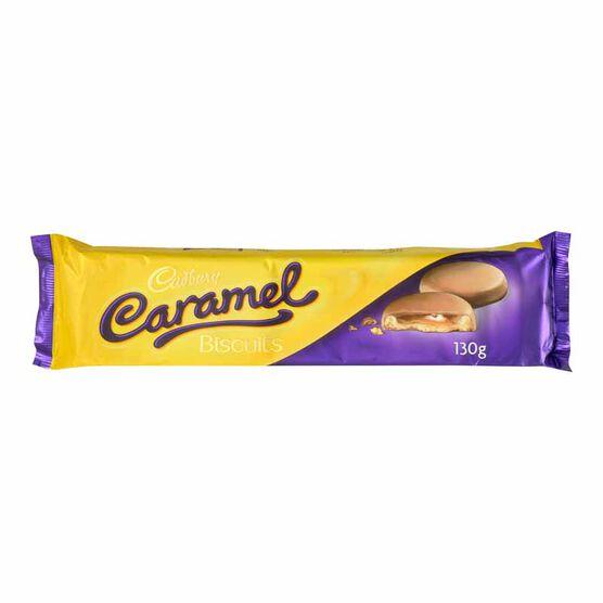 Cadbury Caramel Biscuits - 130g