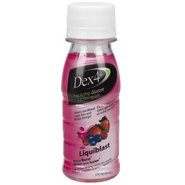 Dex4 Glucose Liquiblast - Berry Blurst - 59ml