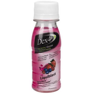 Dex4 Glucose Liquiblast - Berry Blurst - 59ml