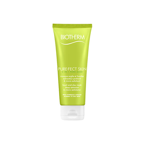 Biotherm Pure.Fect Skin 2 in 1 Pore Mask - 75ml