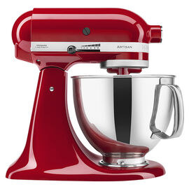 KitchenAid Artisan Series 5 quart Stand Mixer - Empire Red - KSM150PSER