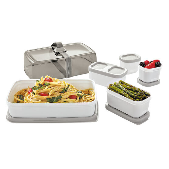 Rubbermaid Fasten + Go  Entre Container - Assorted
