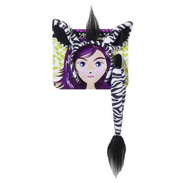 Halloween Zebra Kit