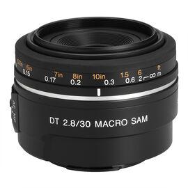 Sony 30mm F2.8 Macro DT Lens - SAL30M28